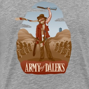 Army of Daleks - Men's Premium T-Shirt