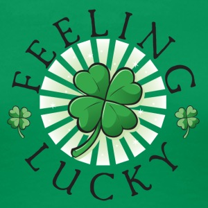 Feeling Lucky - Women's Premium T-Shirt