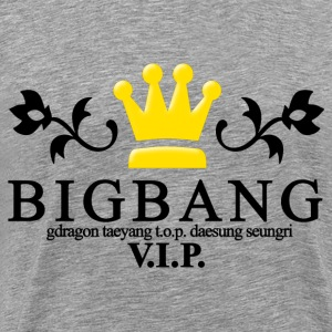 BIG BANG Heavyweight T-Shirt - Men's Premium T-Shirt