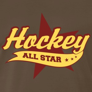 Hockey All Star T-Shirt - Men's Premium T-Shirt