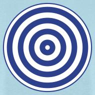 Design ~ TRON classic (2 color disc, blue/white)