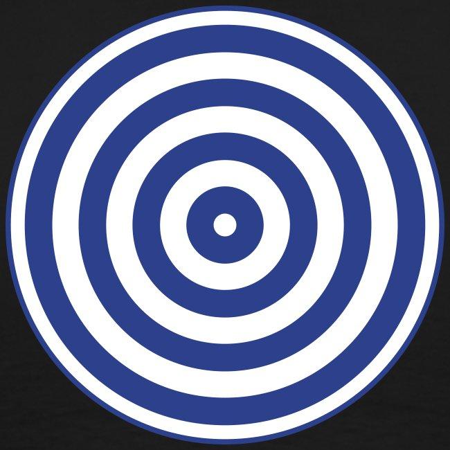 TRON classic disc-only (2 color disc, blue/white)