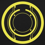 Design ~ TRON legacy disc-only (yellow)