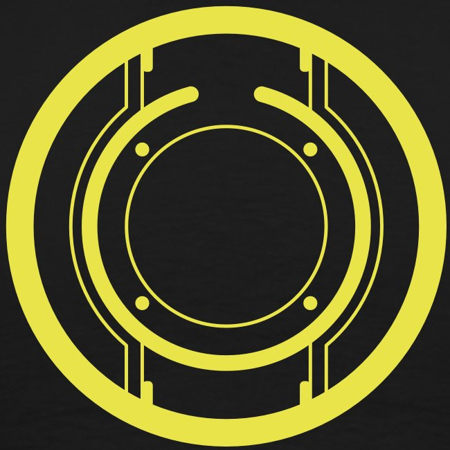 TRON legacy disc-only (yellow)