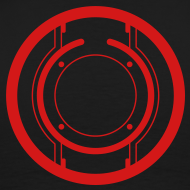 Design ~ TRON legacy disc-only (red)