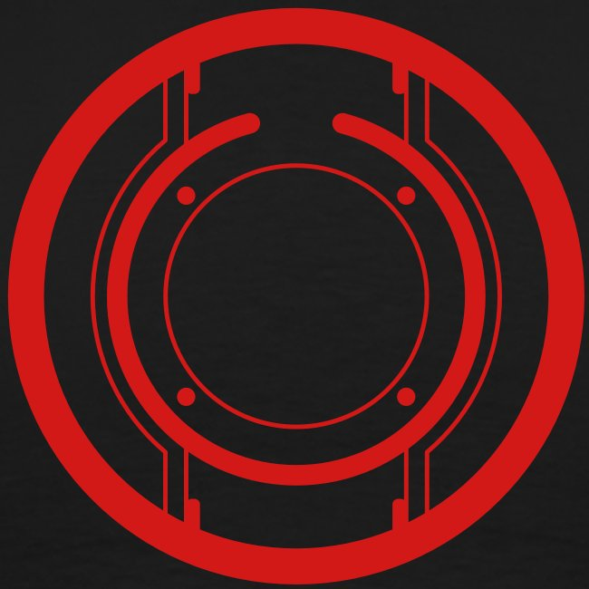 TRON legacy disc-only (red)