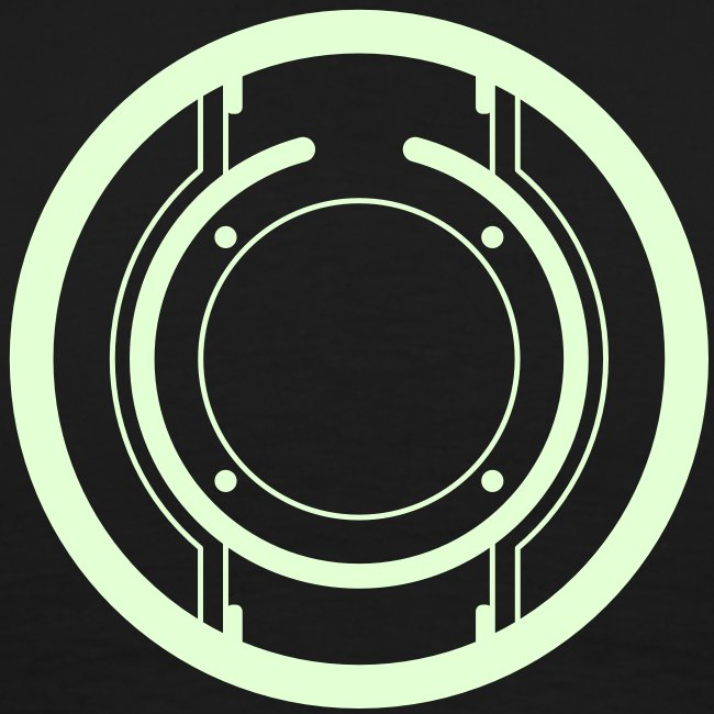 TRON legacy disc-only (glow)