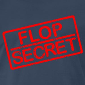 Flop secret T-Shirts - Men's Premium T-Shirt