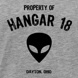 Hangar 18 - Men's Premium T-Shirt