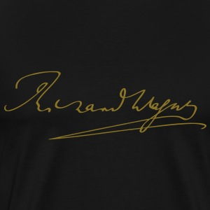 Richard Wagner T-Shirts - Men's Premium T-Shirt