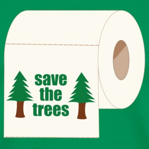 Save The Trees T-Shirts - Men's Premium T-Shirt