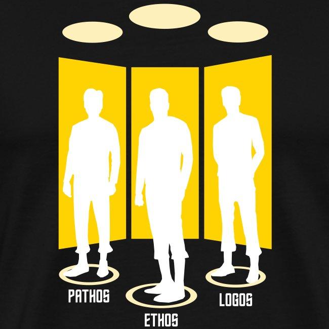 Ethos, Pathos & Logos