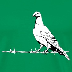 friedenstaube, Dove of Peace T-shirts