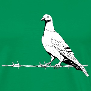 friedenstaube, Dove of Peace T-Shirts - Men's Premium T-Shirt