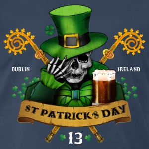 IRISHCONTEST T-Shirts - Men's Premium T-Shirt