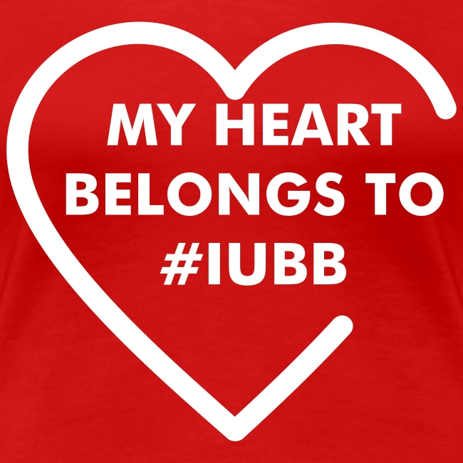 My Heart Belongs To #IUBB