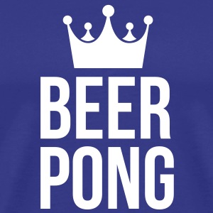 beer pong T-Shirts - Men's Premium T-Shirt