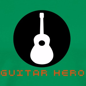 Guitar Hero - Men's Premium T-Shirt