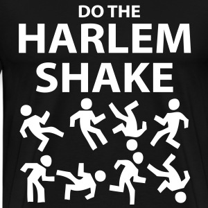 Do the Harlem Shake t shirt T-Shirts - Men's Premium T-Shirt