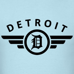 DETROIT1 T-Shirts - Men's T-Shirt