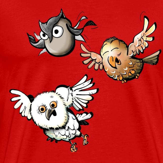 Mens: Mr Owl & Co