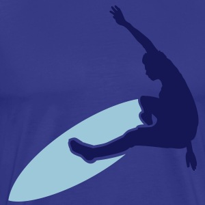 surfer T-Shirts - Men's Premium T-Shirt