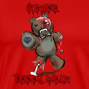 Suicide Teddy Bear - Men's Premium T-Shirt