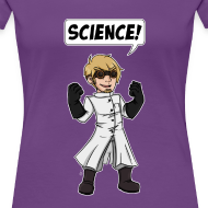 Design ~ Women's Science Tee