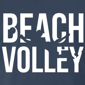 beachvolley T-Shirts - Men's Premium T-Shirt