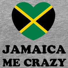 jamaica me crazy T-Shirts