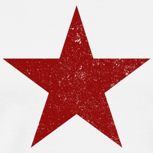 Red Star T-shirt - Men's Premium T-Shirt