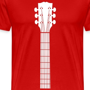 guitar head T-Shirts - Men's Premium T-Shirt