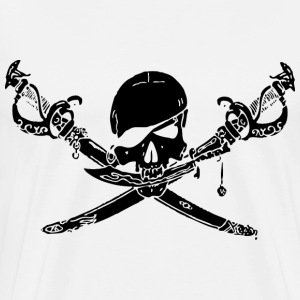 pirate bay - Men's Premium T-Shirt