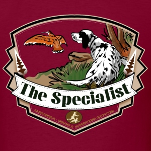 woodcock_specialist T-Shirts - Men's T-Shirt
