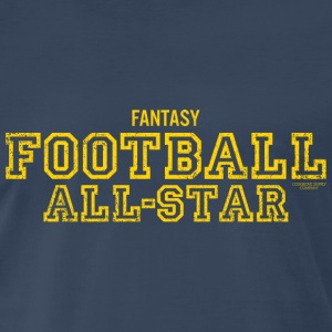 Fantasy Football All-Star - Men's Premium T-Shirt