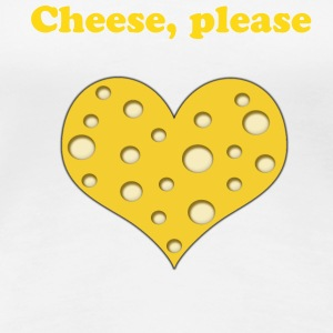 Cheese, please! - Women's Premium T-Shirt
