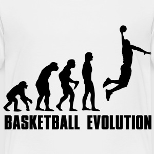 Basketball Evolution Dunk Baby & Toddler Shirts - Toddler Premium T-Shirt