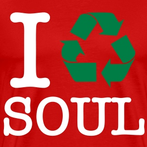 I Recycle Soul T-Shirts - Men's Premium T-Shirt