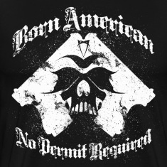 NO PERMIT REQUIRED T-Shirts