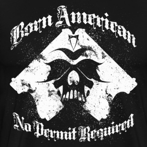 NO PERMIT REQUIRED T-Shirts - Men's Premium T-Shirt
