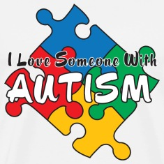 I Love Someone with Autism T-Shirts