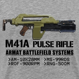 M41A Pulse Rifle - Men's Premium T-Shirt
