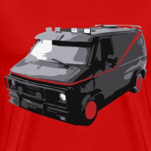 A team Van - Men's Premium T-Shirt