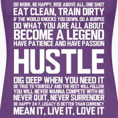 HUSTLE Women's T-Shirts