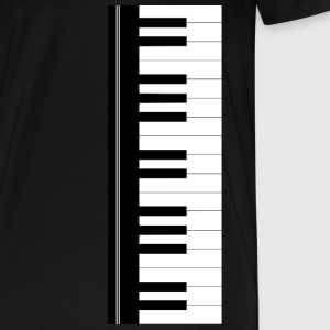 Piano keyboard T-Shirts - Men's Premium T-Shirt