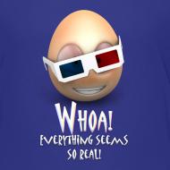 Design ~ Jason's a Moron - 3D Glasses - Kids