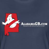 Design ~ Alabama GB Logo Women's Shirt