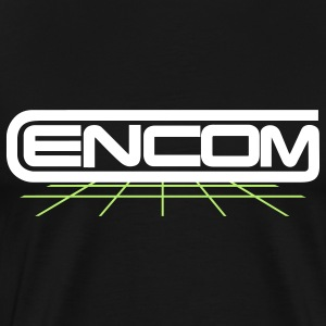 Tron: Encom - Men's Premium T-Shirt
