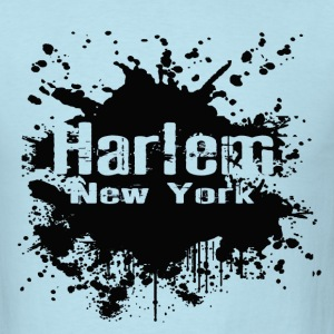 Harlem New York  T-Shirts - Men's T-Shirt
