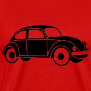 beetle car T-Shirts - Men's Premium T-Shirt